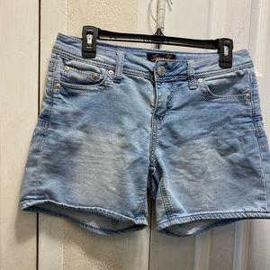 Seven jean shorts